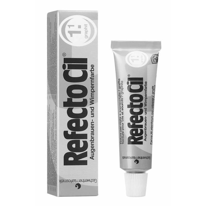 Refectocil tinte pestañas nº1.1 grafito 15 ml