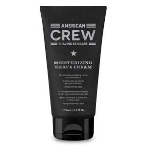 Crema Afeitado Moisturizing Shave American Crew 150ml