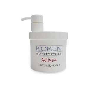 Koken Crema Anticelulítica Active+ 500ml