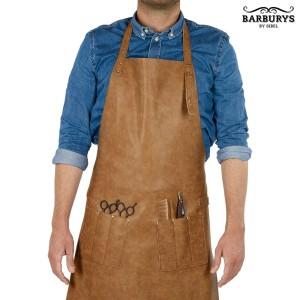 Delantal Masculino de Barbero Barburys