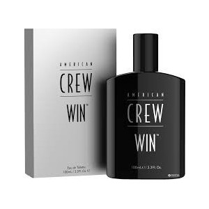 Fragancia Win American Crew 100ml
