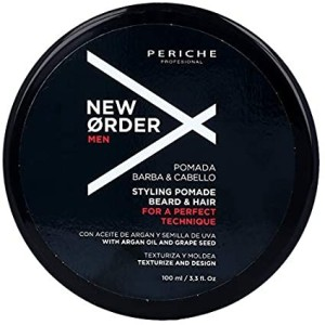 Pomada Barba y Cabello New Order Periche 100ml