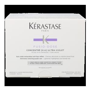 Kerastase Fusio-Dose Concentré (H.A) Ultra-Violet 10x12ml