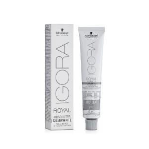 Igora Royal Tinte Silverwhite Grey Lilac 60ml