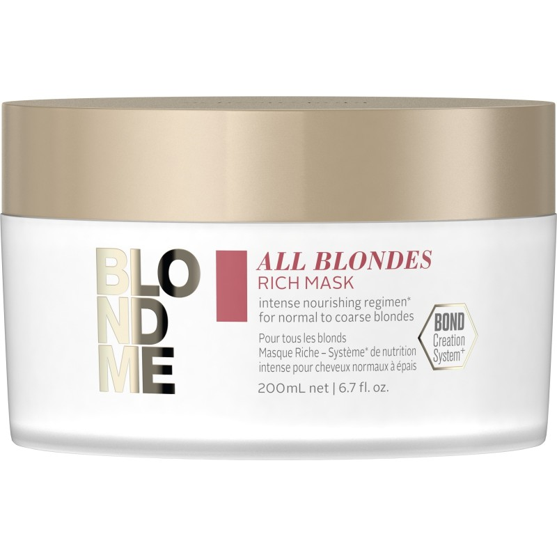 Imagen de BlondMe All Blondes Rich Mask 200ml