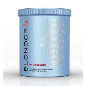 Multi Blonde Powder Blondor Wella 800gr