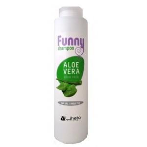Champú Liheto Funny Aloe Vera s/s 500ml