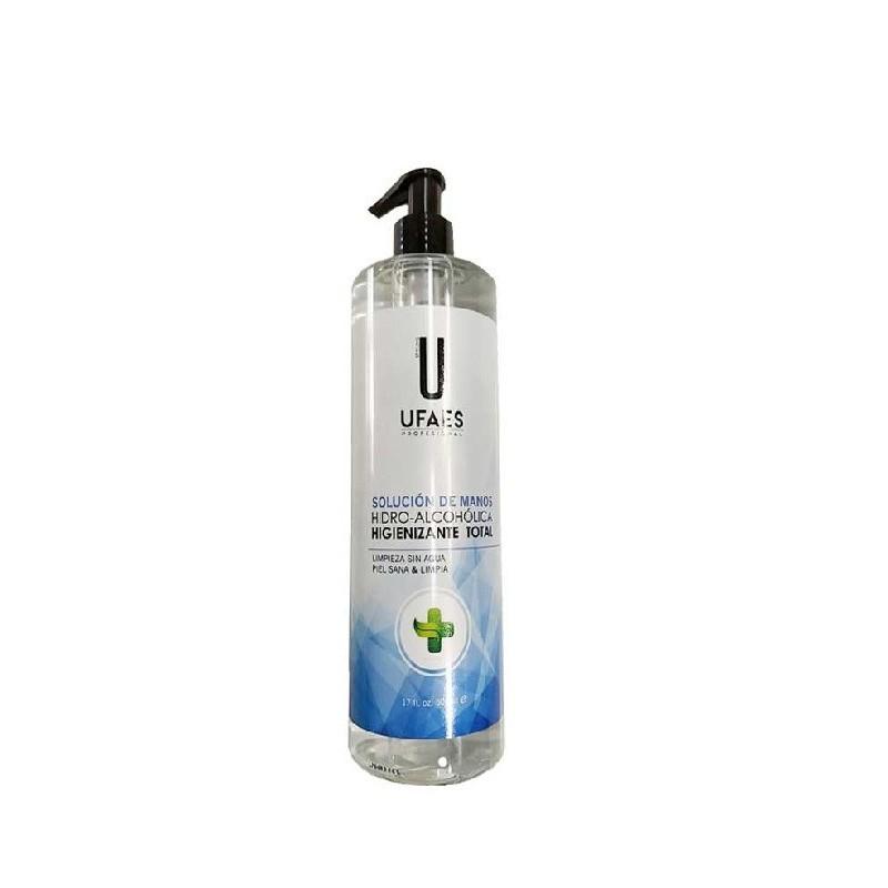 Imagen de Solución Higienizante Total Hidro-Alcohólica Ufaes 500ml