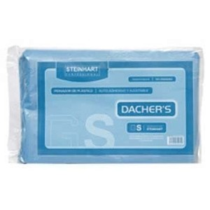 Peinador dacher's desechable adhesivo 50uds